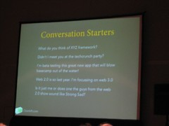SXSW Panel: How to Bluff your Way in Web 2.0 | by allen074