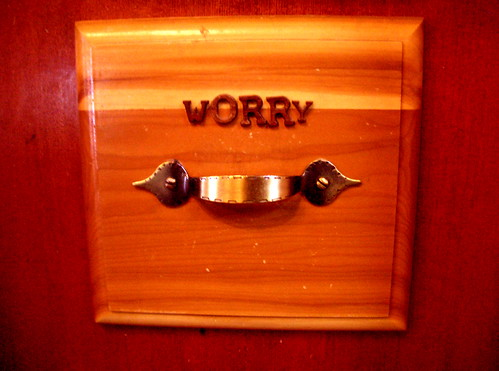 Worry Drawer | by The Opus
