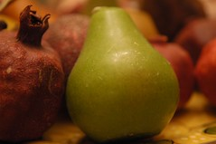 Pear and Pomegranate | by St0rmz