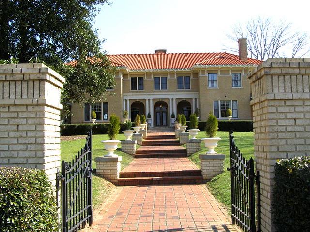 Bona allen mansion buford ga national register for histor for Wedding venues in buford ga