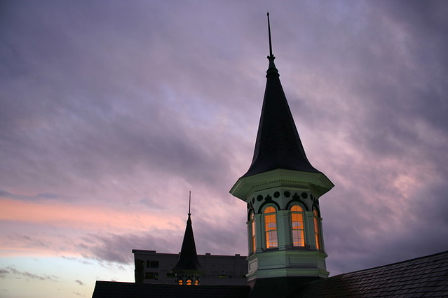 Churchill Downs twin spires | Churchill Downs spires