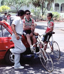 Doug Shapiro & Andy Hampsten | by James Ian L.A.