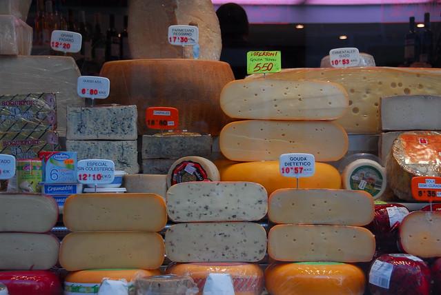 queso espana