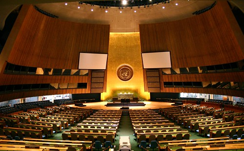 UN General Assembly | by Gruban