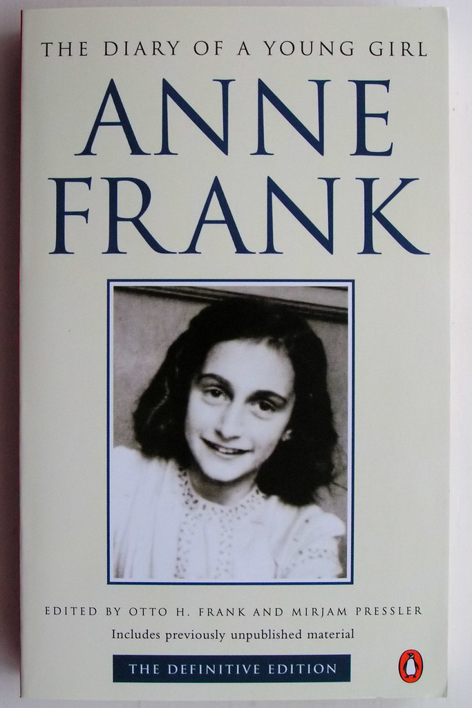 anne frank book report help