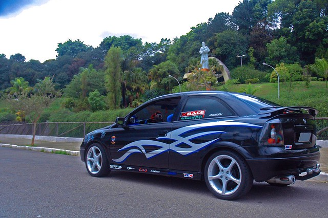 GM Astra Tuning | GM Astra Tuning @ Parque Chico Mendes ...