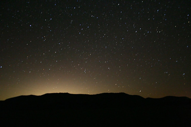 Stars at Night | A night out in the West Texas Hill ...