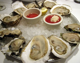 Dinner: One Dozen Oysters | by Bethany L King