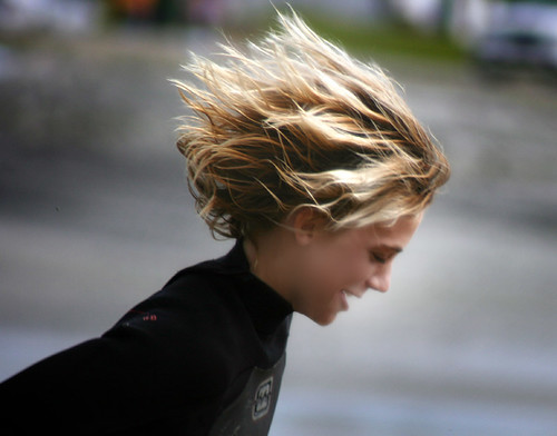 Surfer Hair Ethnoscape Flickr