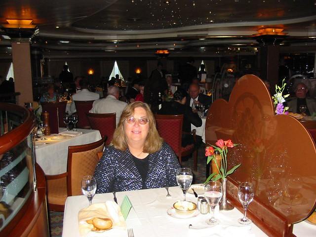 Florentine Dining Room: Formal Dinner, Florentine Dining Room
