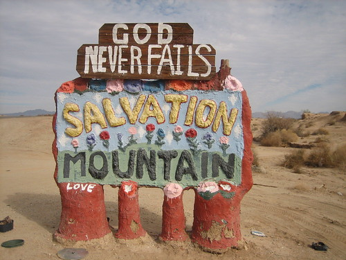 Welcome to Salvation Mountain | by rouseville