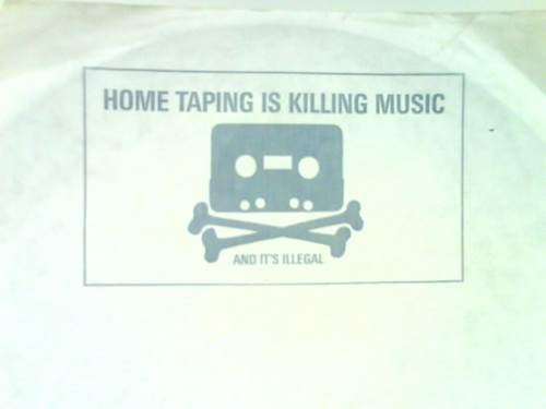 Home Taping is Killing Music | by bixentro
