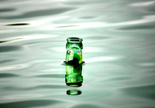 Message in a bottle | by Pianoman75