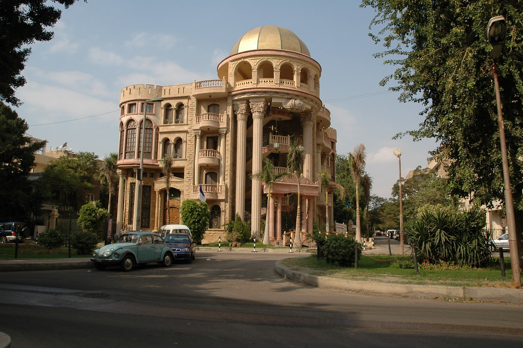 Egypt Villa For Sale Cairo