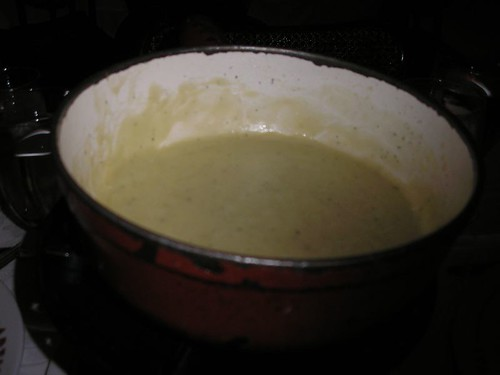 Stilton and Sauternes fondue | Flickr - Photo Sharing!