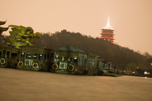 Hangzhou: Dragon ship | by @yakobusan Jakob Montrasio 孟亚柯