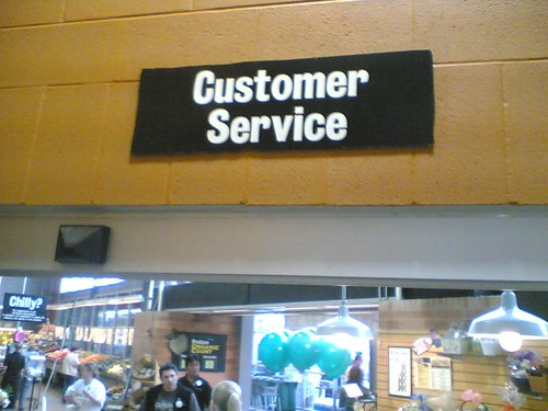 Central Market customer service. | by monstro