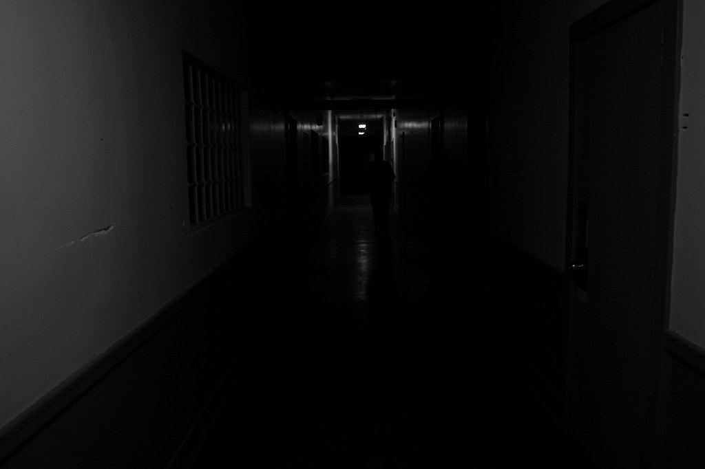 Mental Hospital White Room