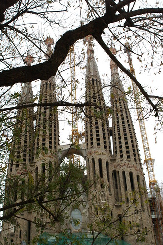 The Sagrada Familia Temple | by Dave Hamster