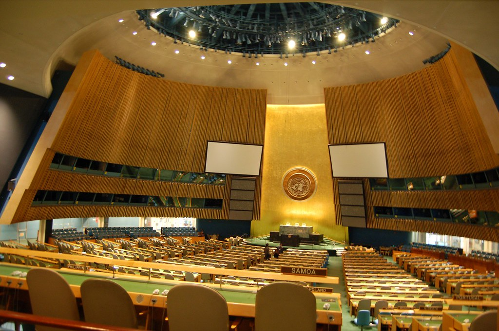 Un General Assembly Hall Dano Flickr