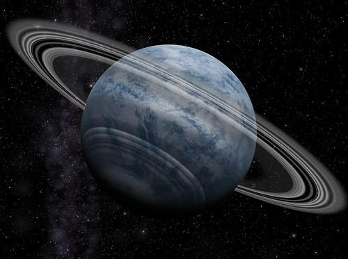 Minos | The planet Minos, orbiting Zeta-2 Reticuli. It is ...