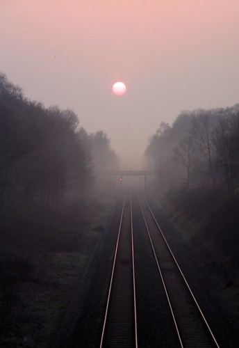 Dawn Mist on the Chiltern Line | by Ella's Dad