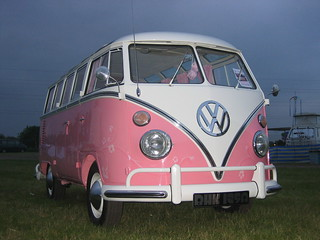 Pretty In Pink - a very girly splitty | by lloydi