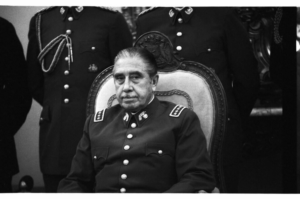 Pinochet, Banality of Evil, 83. | by Marcelo  Montecino