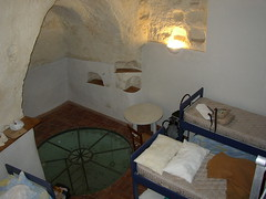 my matera hostel-- in a cave! | by @stills