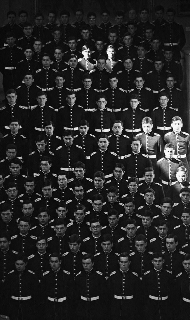 Cadets, Santiago 83 | by Marcelo  Montecino