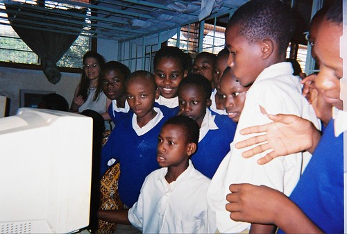 Computer Kids at Kiborloni School | by Karen Kaun