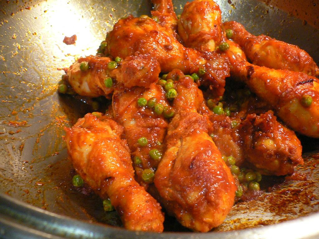 Resepi  Ayam  Masak  Merah  Malaysia
