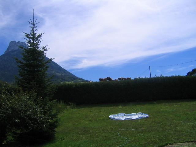 Le jardin d 39 alex belle piscine tof coincoyote for Le jardin fromager