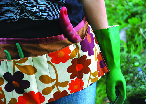 Not Your Grandmother's Gardening Apron | by yougrowgirl