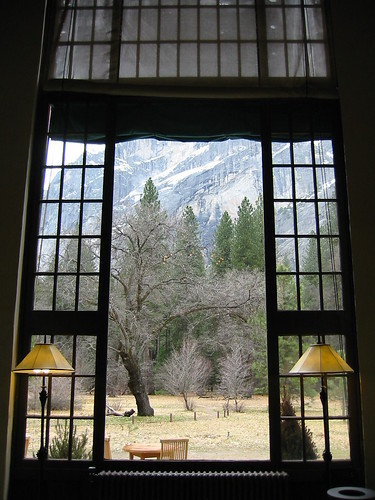 ahwahnee window (photo friday - attractive) | by unadventurous