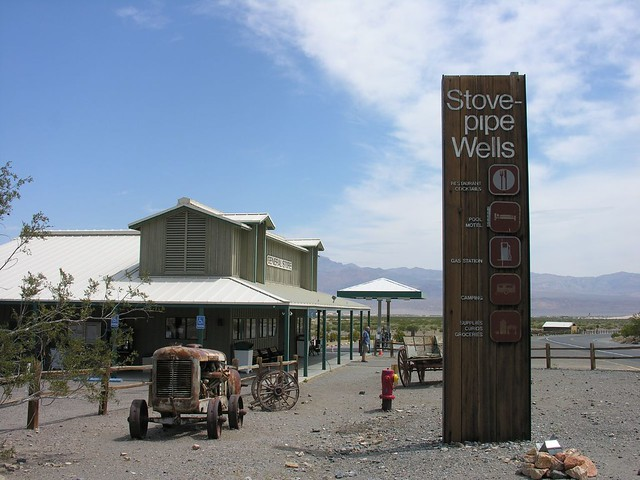 general store - stovepipe wells village