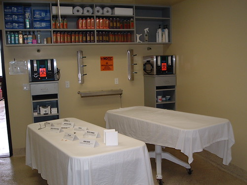 Embalming Room The Embalming Room At Mckenzie Mortuary