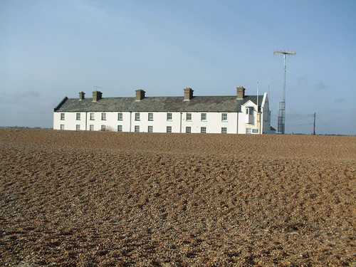 Shingle Street (where we were staying), Suffolk 2004 | by DG Jones