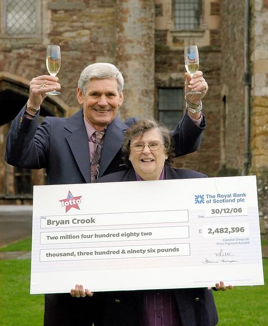National Lottery Jackpot Winners