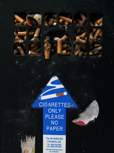 Cigarettes Only | by The Glass Eye