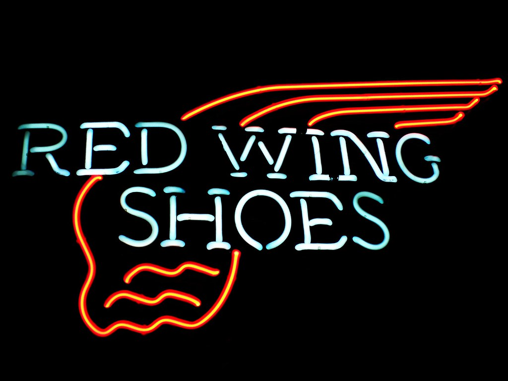 Red Wing Shoes West St Paul
