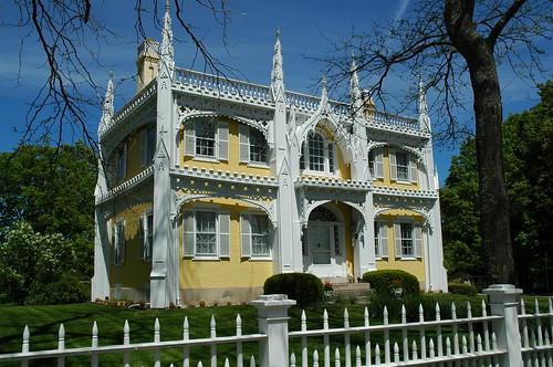 The Wedding Cake House Kennebunk