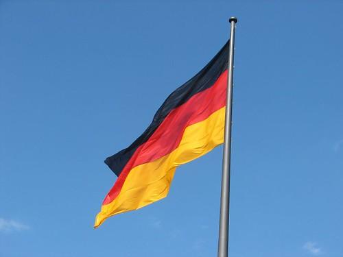german flag berlin will palmer flickr. Black Bedroom Furniture Sets. Home Design Ideas
