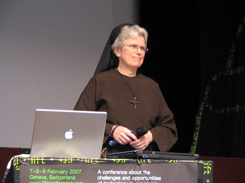 Sister Judith Zoebelein | by Stephanie Booth