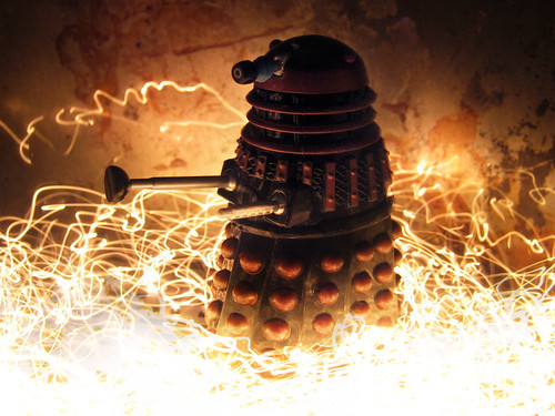 Dalek Hell | by The Glass Eye