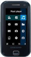 Samsung F700 Ultra Edition - main menu | by CCS Insight