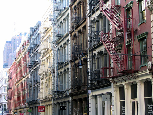 New York City Soho Block - Over 32,000 Views | by Professor Bop