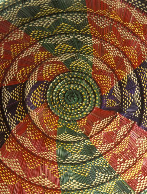 Basket Weaving Toronto : Basket ethiopian spices toronto canada taken to