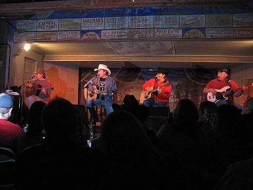 Mark Chesnutt in Gruene Hall | by Adventures with E&L