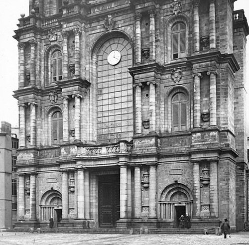Rennes france cathedral notre dame architecture for Architecture rennes